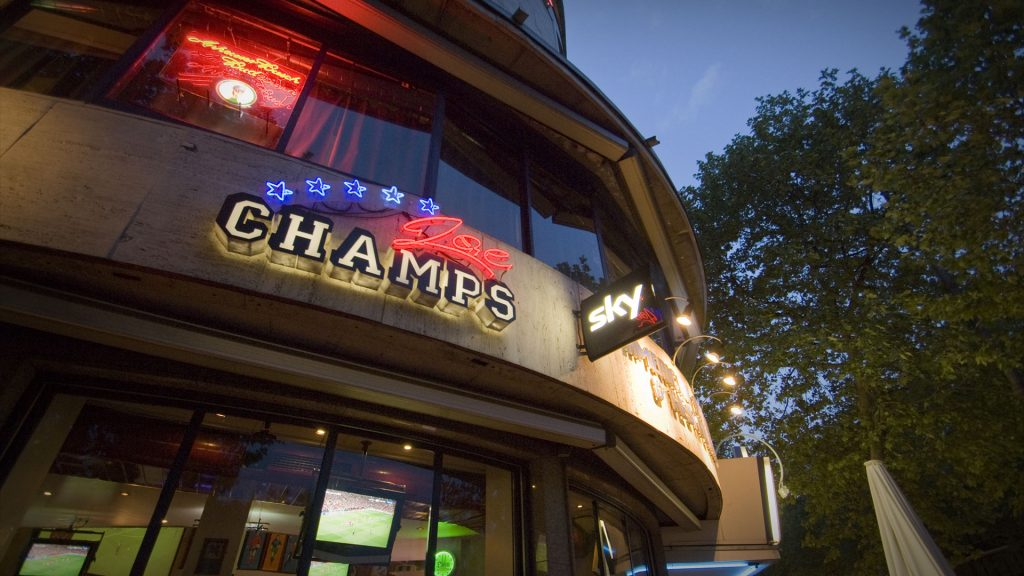 Köln Joe Champs